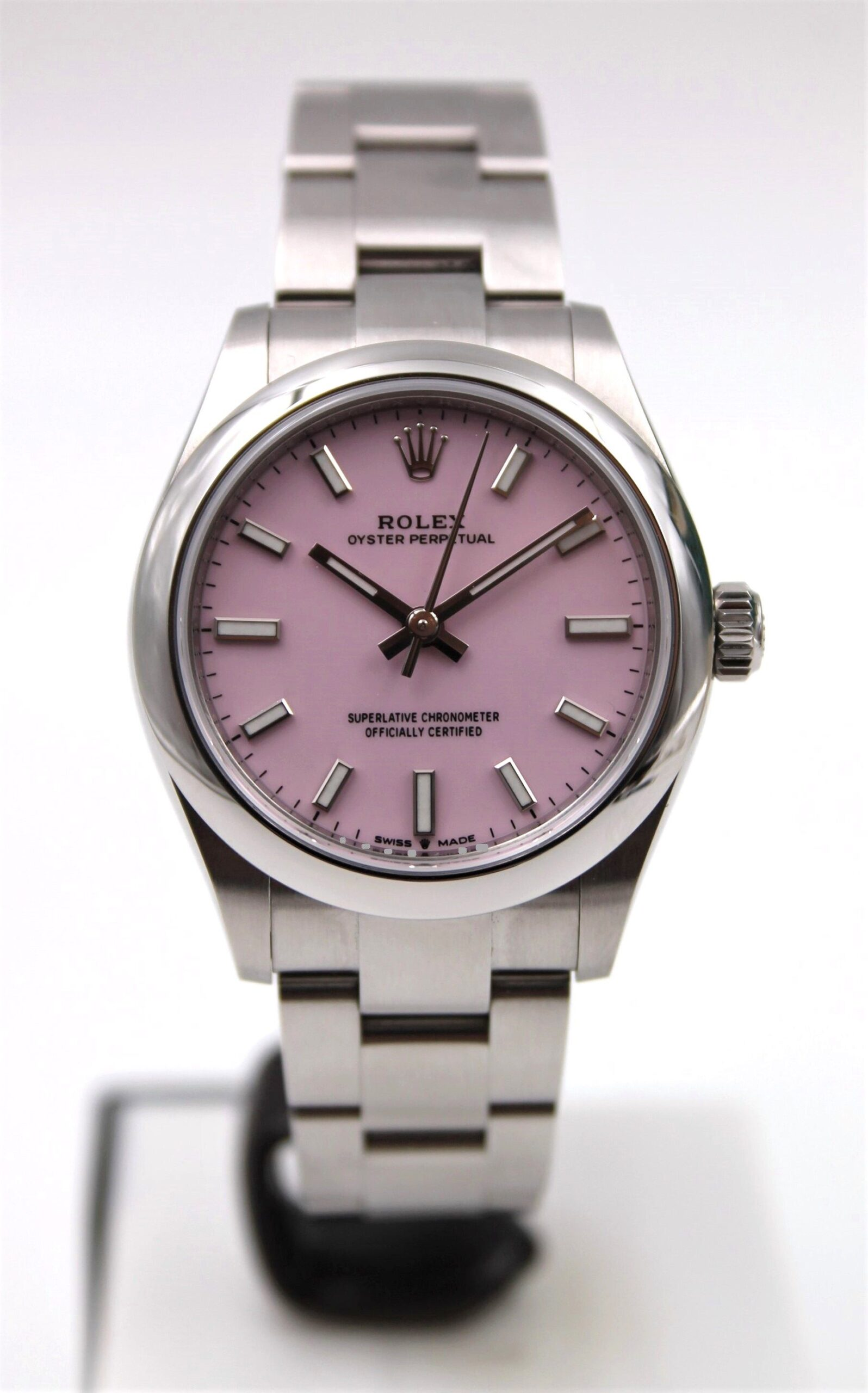 Rolex Oyster Perpetual 277200 Pink Dial 2020