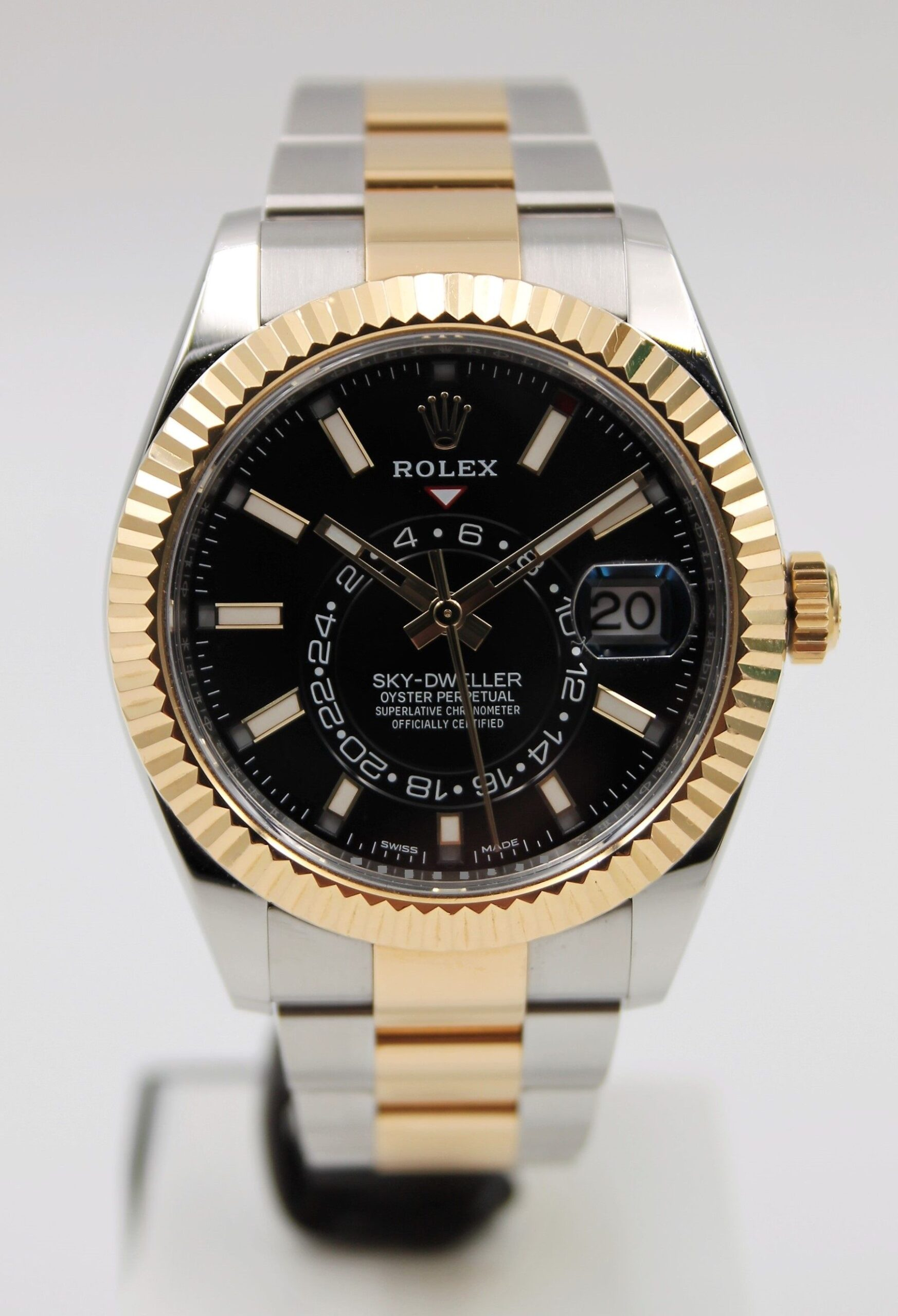 Rolex Sky-Dweller Ref. 326933 Full Set 2019